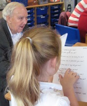 Visit to Brookburn Primary School