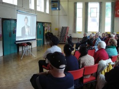 Gagarin's visit to Manchester - History Group talk