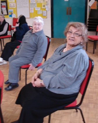Exercise Classes at Chorlton Good Neighbours