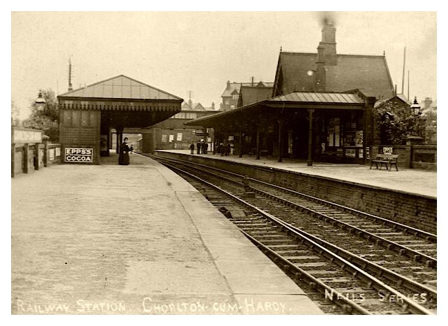 chorlton station