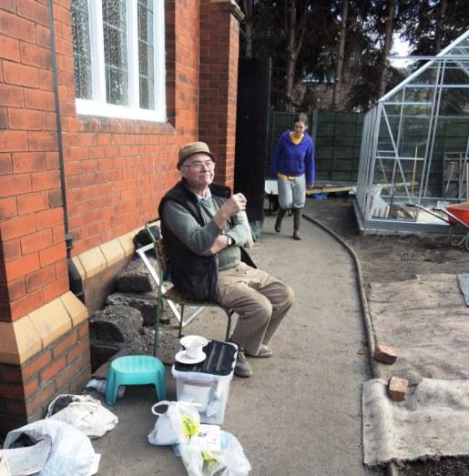 greenhouse Apr 5th