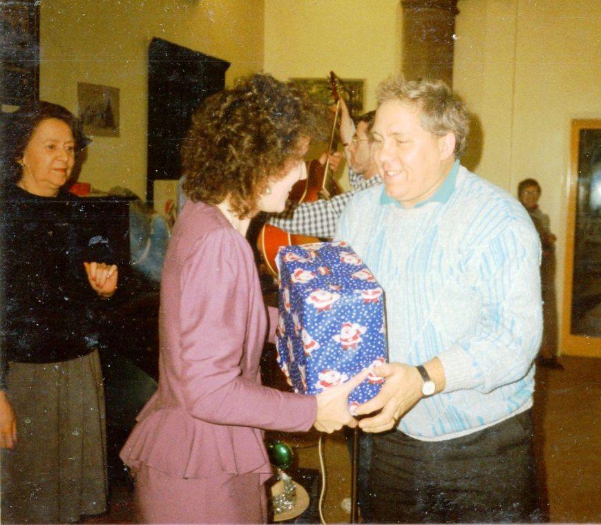 arthur brandreth 1980s
