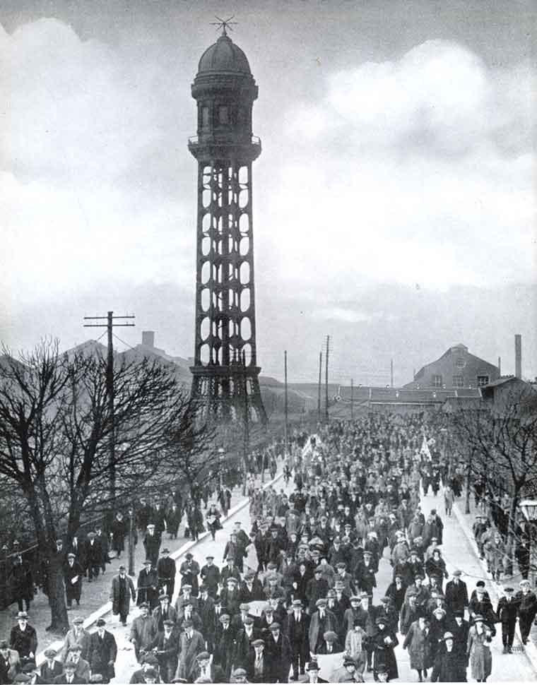 History Of Metropolitan Vickers Trafford Park Video