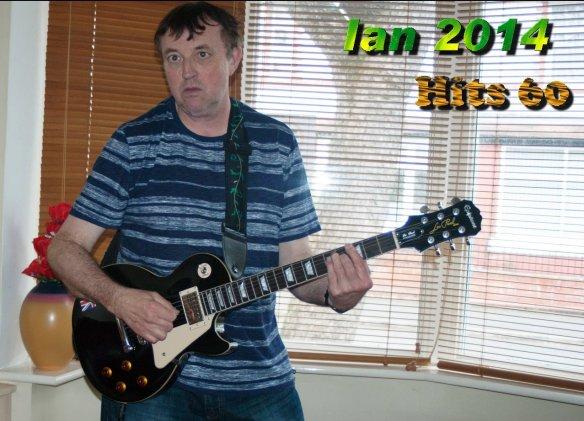 Ian Hobbs 60!