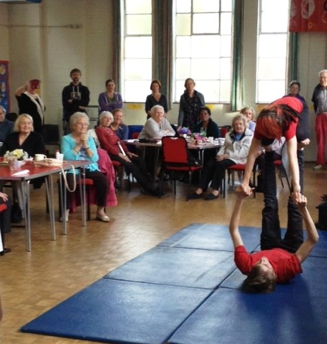 Unity Toy Box Circus Visit Good Neighbours